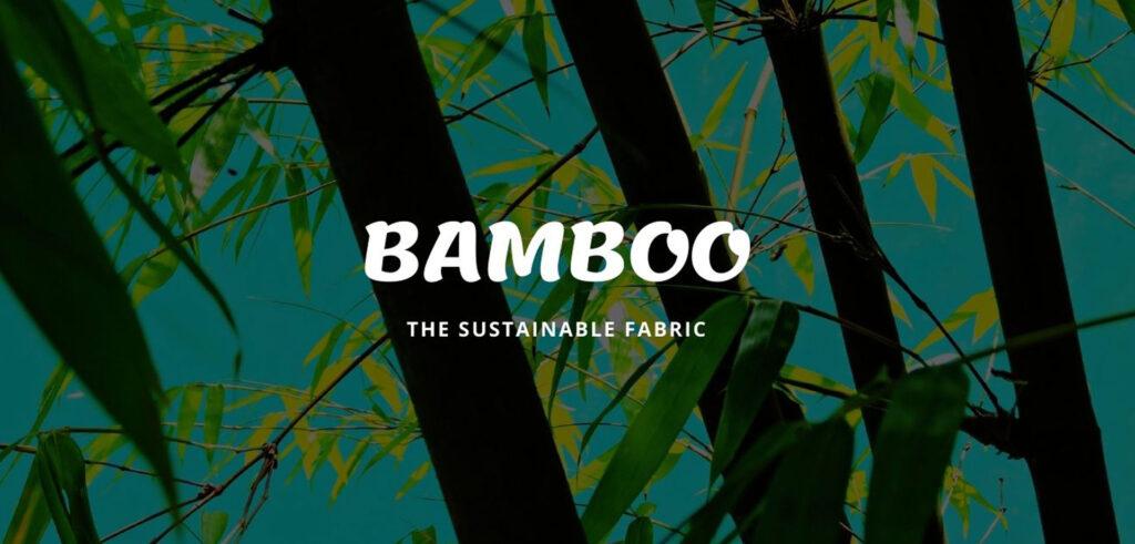 Alternative Clothing Materials – Hemp, Organic Cotton, Bamboo