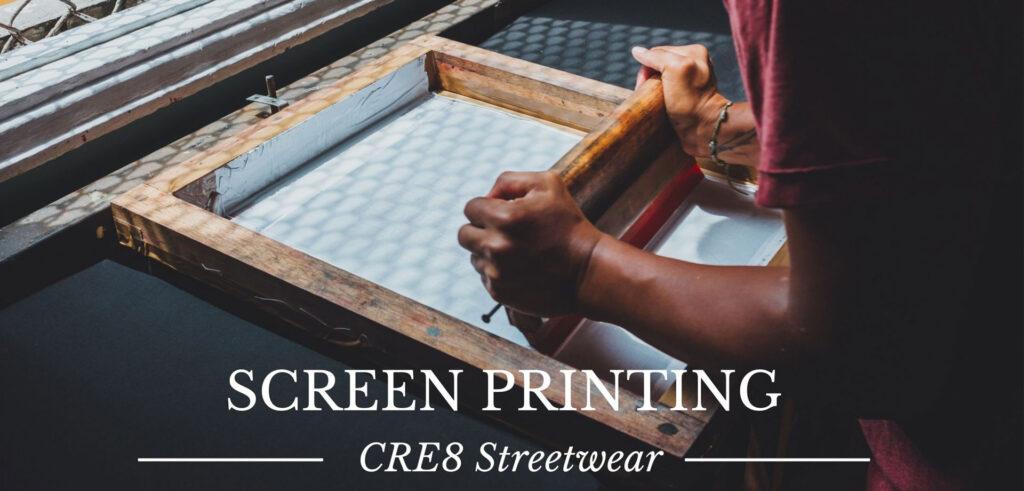 Apparel Screen Printing and Silk Screen Printing