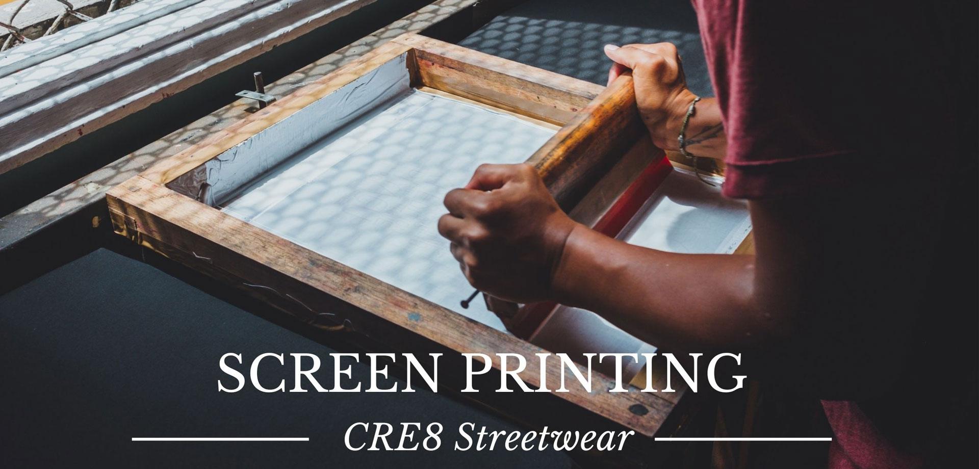 Apparel Screen Printing