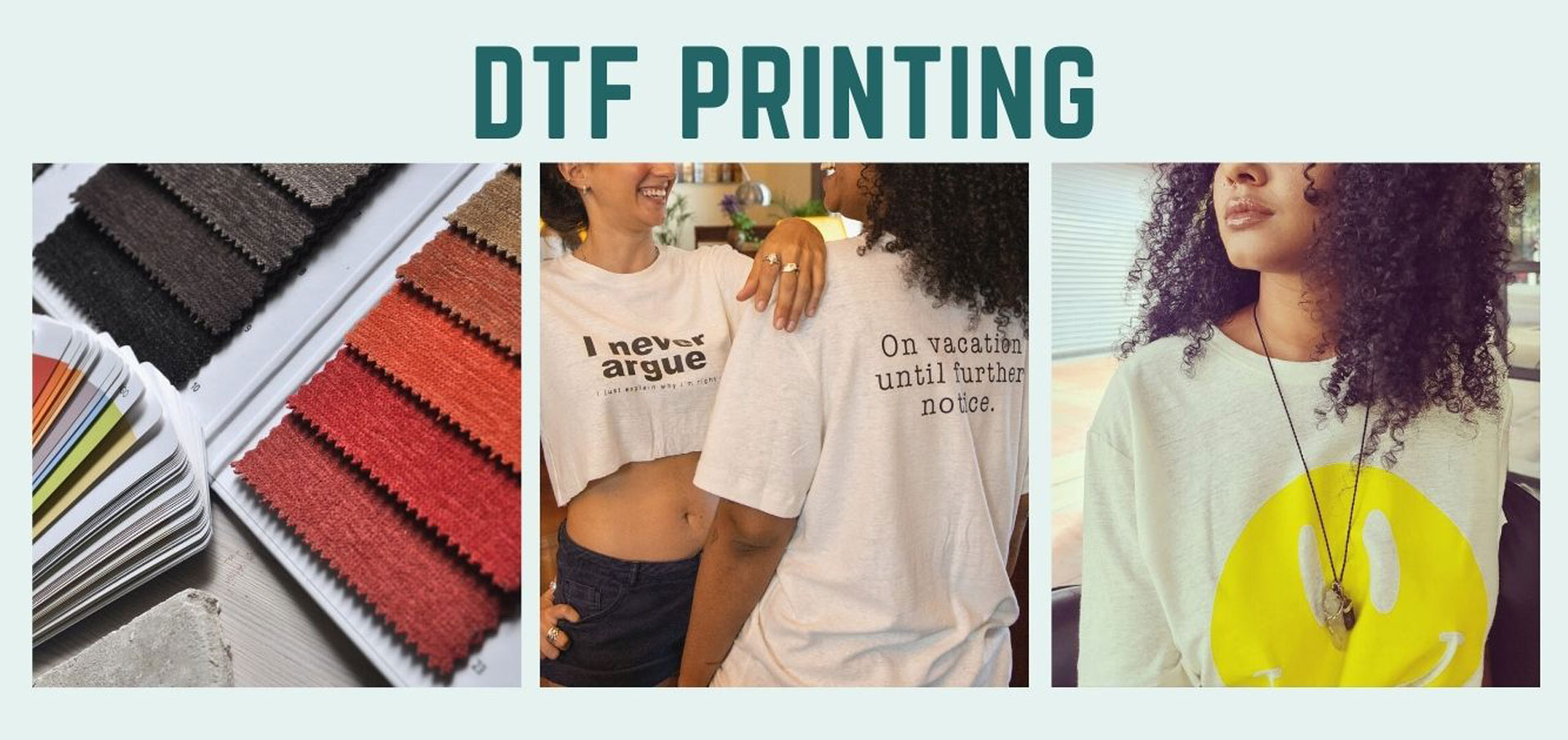 What is DTF Printing